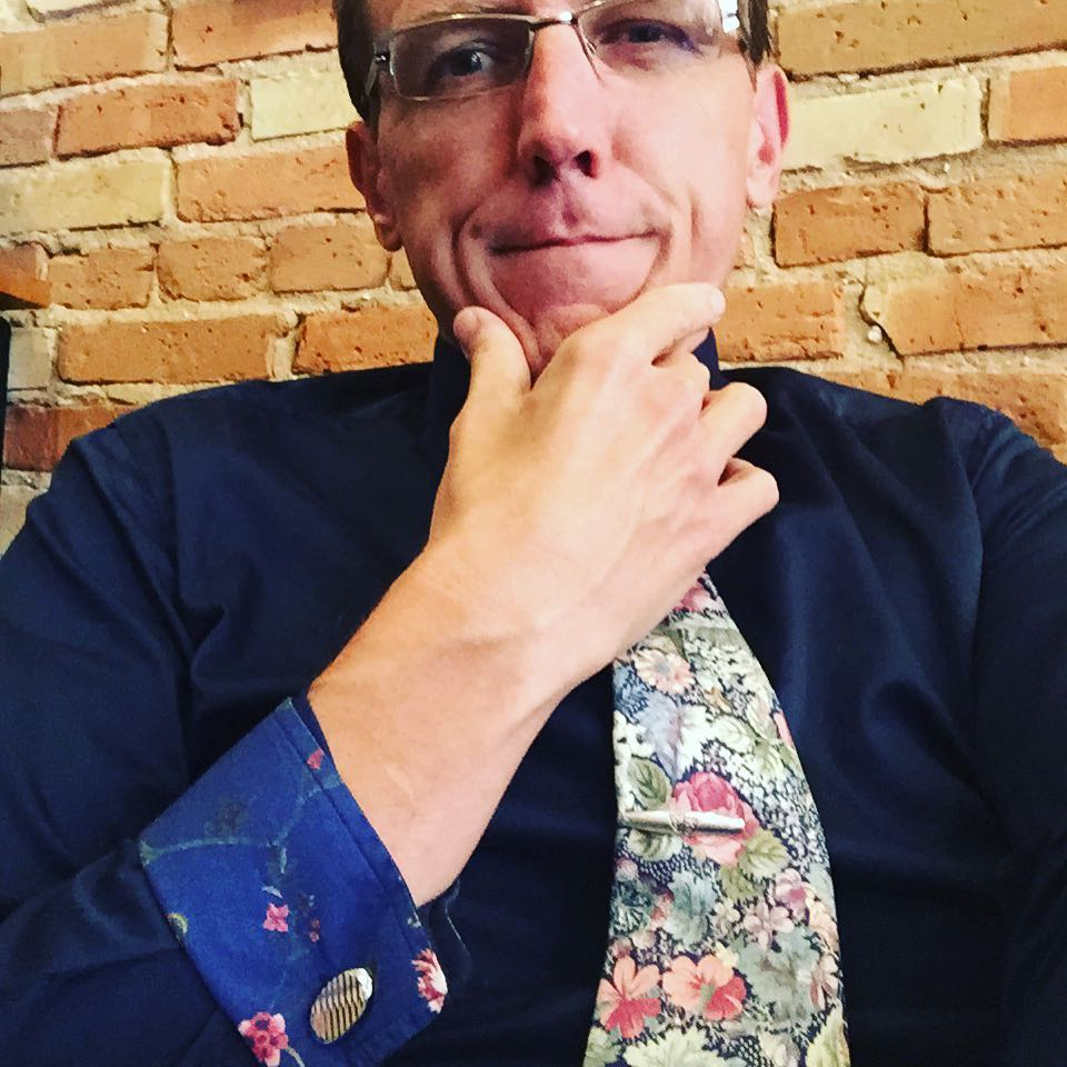 Last of year 43. For my birthday next week PLEASE take a #tiedayfriday pic with/of who/whatever next week and share with me, k? Hugs to my peeps for a great year.