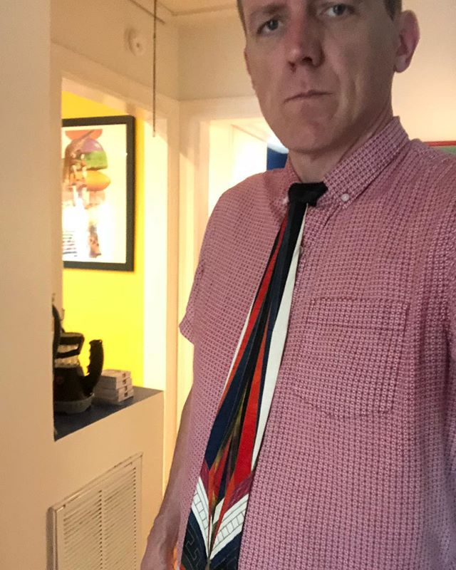 What's this #tiedayfriday called?